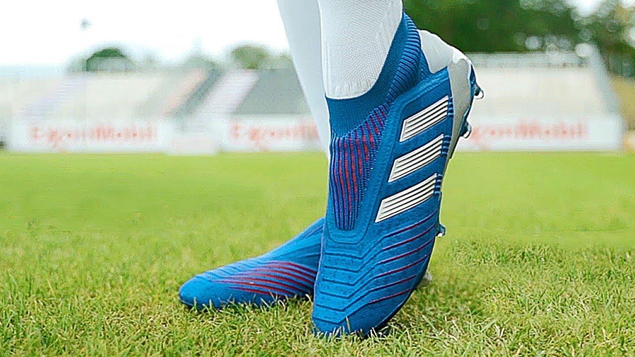 Mal Cambiarse de ropa gradualmente  Paul Pogba Boots Test - adidas PREDATOR 19+ Review - YouTube