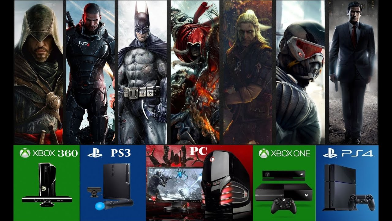 Download Pc Ps3 Xbox 360 Games For Free Youtube