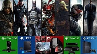 Best Sites For Download PC,PS3,XBOX 360,PS4,XBOX ONE Games