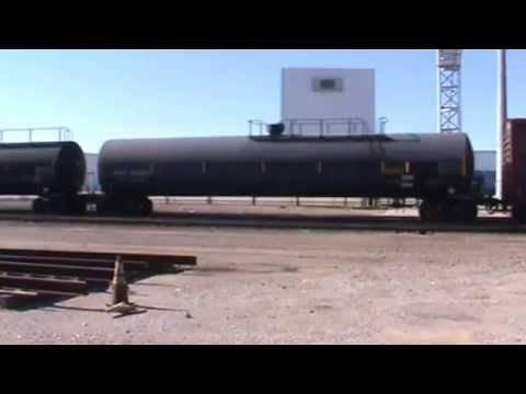 BNSF General Freight Tulsa, OK 11/23/15 vid 12 of 12