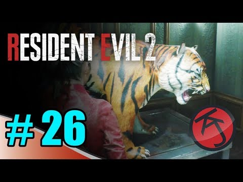 Resident Evil 2 (2019) - PART 26 - CHIEF IRONS OFFICE