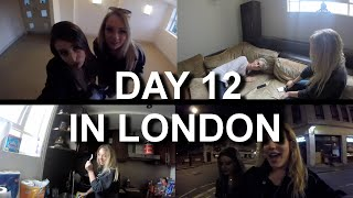 Art Attack e incontri in discoteca! (#LondonLife Day12) || K4U Vlogs.