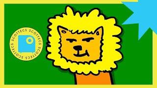 Il Re della Savana (Serie 2) - FIABE BREVI CHE FINISCONO MALISSIMO