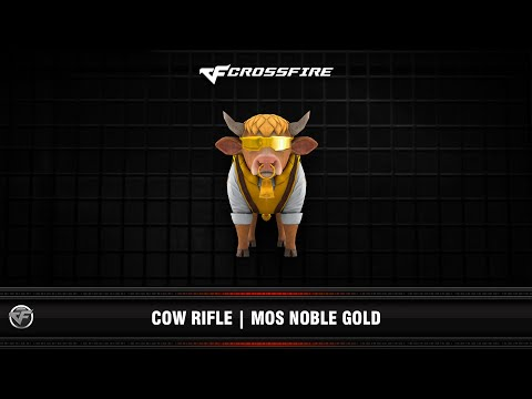 CF : Cow Rifle | MOS Noble Gold