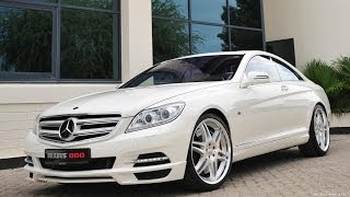 Brabus Mercedes-Benz CLS Coupe 2011 Videos