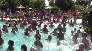 CAMPING DE TEORIX - YMCA GEANT 31/07/2014