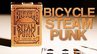 Deck Review - Bicycle SteamPunk USPCC EDITION