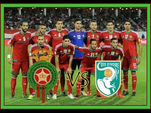 Resumen Marruecos vs Costa de Marfil 12 11 2016 (Rusia2018)مباشر المغرب وساحل العاج