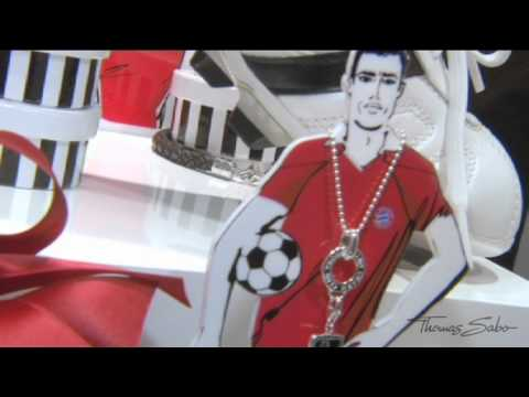 THOMAS SABO - Launch FC Bayern Collection in Munich