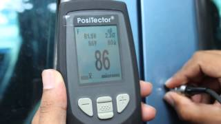 เครื่องวัดความหนาสี PosiTector 6000(, 2013-05-21T12:53:39.000Z)