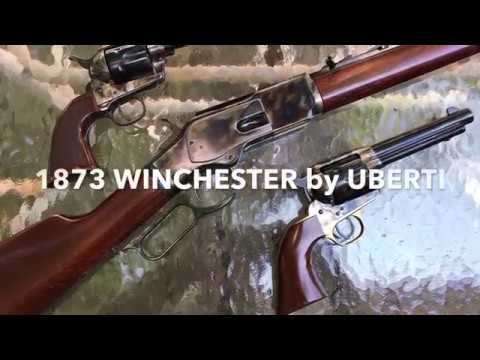 Uberti 1873 Winchester: Tabletop overview