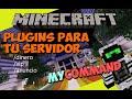 Minecraft: Plugins para tu Servidor - MyCommand - (Crea tus Propios Comandos!)