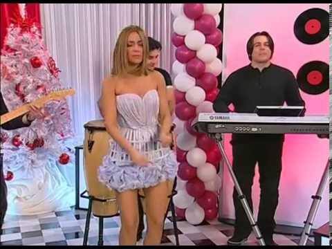 Ana Nikolic - Zadnji voz - Promocija - (Tv Dm Sat 2011)