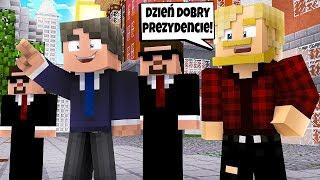 NOWE MIASTO! POZNAŁEM DZIWNEGO PREZYDENTA! l Minecraft BlockBurg