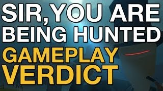 Sir, You Are Being Hunted Gameplay Verdict - VideoGamer