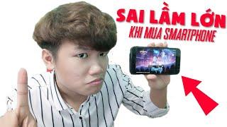 ❖HOT❖ Sai lầm lớn của mọi người khi mua Smartphone chơi game !!! Bất ngờ