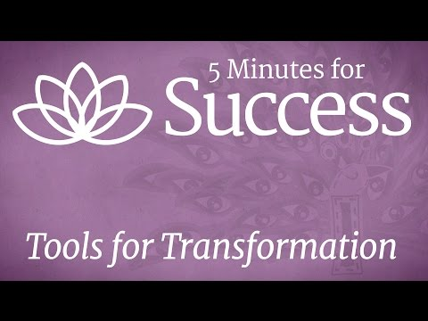 5 Minutes For Success