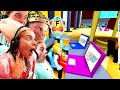 HOMESCHOOL KIDS GO TO SCHOOL FOR THE FIRST TIME at Royale High Roblox Gaming w/ The Norris Nuts