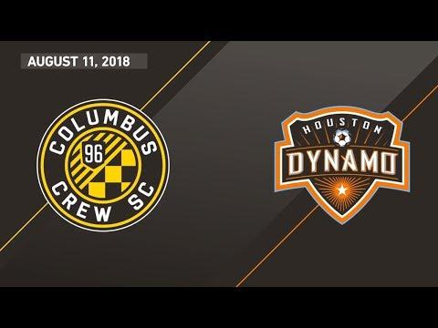 HIGHLIGHTS: Columbus Crew SC vs. Houston Dynamo | August 11, 2018