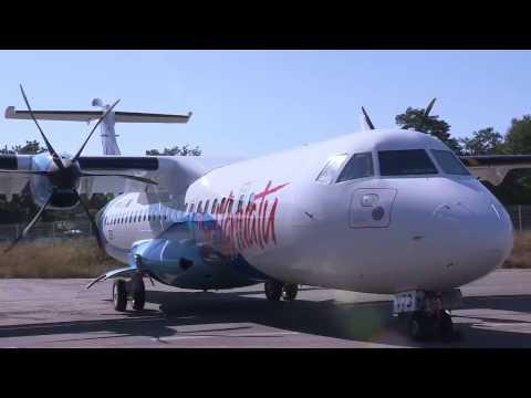 ATR72-600 da Air Vanuatu