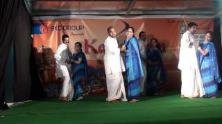 Nee Madhu Pakaroo... Malayalam action song at Kalikkalam Onam celebration 2010