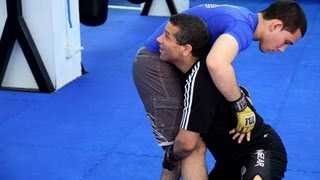 How to Finish the Double Leg | MMA Fighting