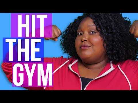 Working Out Tips for Fat, Fit, and Fly AF Women // Fat and Fly AF | HISSYFIT