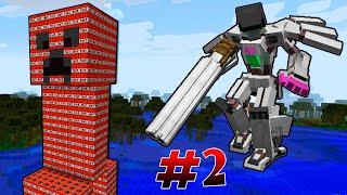 Крипер Гигант Из Динамита! - GROM #2