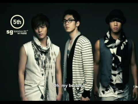 SG Wannabe- I Miss You (english sub)