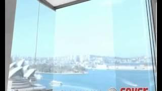 Безрамное балконное остекление(Безрамное остекление балконов, лоджий, беседок, фасадов, ресторанов, террас, офисов. тел. 067-545-29-23 http://supersklo.com..., 2013-11-24T10:29:06.000Z)