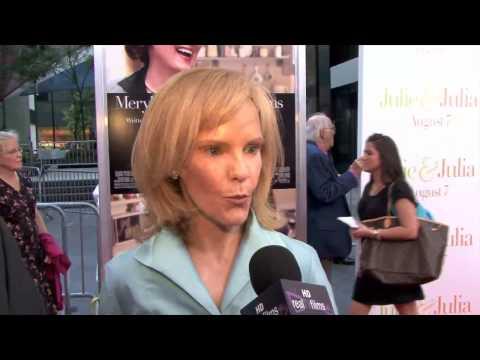 Deborah Rush , Julie & Julia Premiere