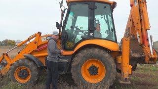 видео: Traktor mogok - Dima terbang dengan pesawat untuk membantu pengemudi traktor