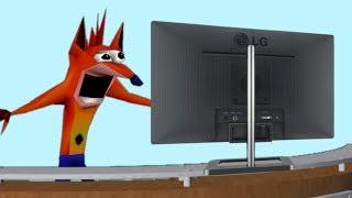 Crash Bandicoot Reacts