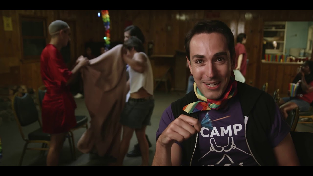 GAY CAMP Trailer