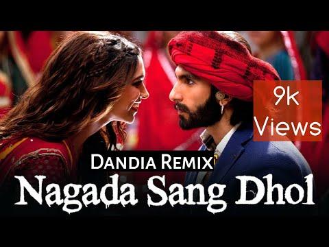 Nagada Sang Dhol_Ram Leela ( Dandia Mix ) Dj Joyjit [ JD Exclusive ]