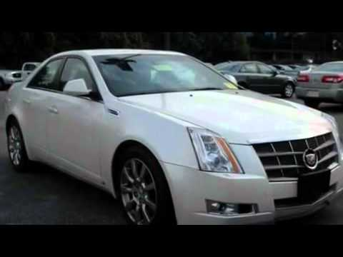 2008 CADILLAC CTS MD - YouTube