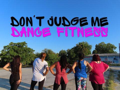 Don't Judge Me Kierra Sheard Ft. Missy | DANCE FITNESS | Choreography By TREY PETTUS