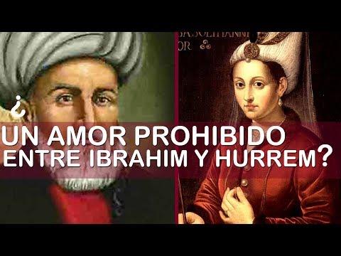 ¿HURREM y IBRAHIM tenian un ROMANCE? - La Turca