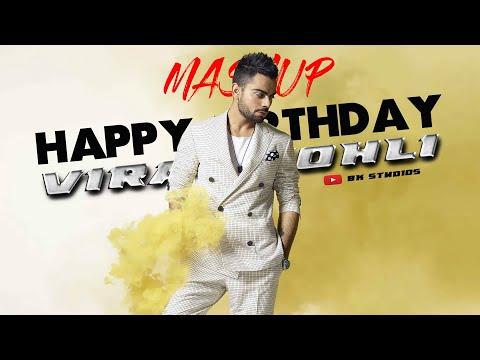 Virat kohli birthday special whatsappstatus | Happy birthday Virat Kohli
