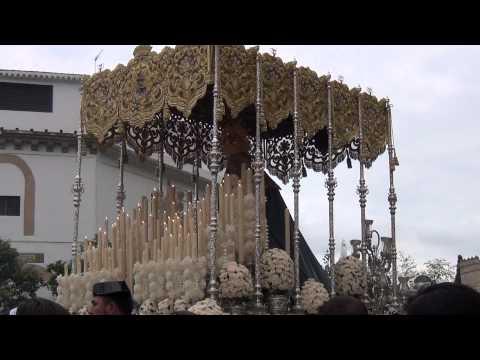 Salida Catedral Virgen de Consolación de la Hermandad de la Sed 2012
