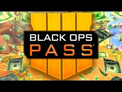 The Black Ops Pass is a COMPLETE & TOTAL FAILURE... Activision Should Be Ashamed