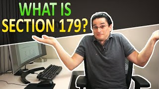 What is the Section 179 Deduction and How Does It Work? - Part 1 of 2