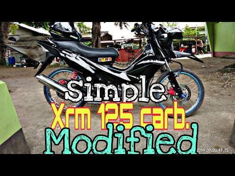 Full Download] Xrm 125 Trinity Simple Modified