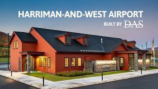 Harriman-And-West Airport - Built By DAS