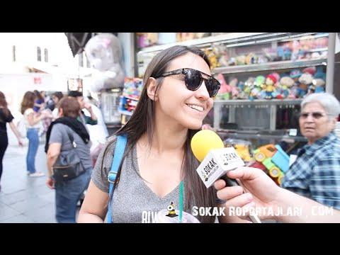 Sokak Röportajları - Sevgilinizin Neyine Aşık Oldunuz?