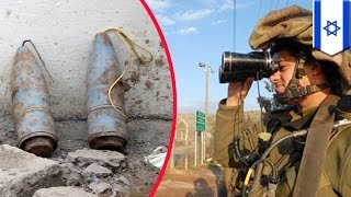 Israeli Defense Force plane thwarts Syrian militants