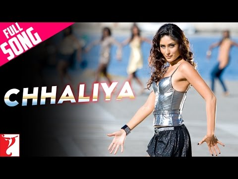 Chhaliya - Full Song | Tashan | Kareena Kapoor | Sunidhi Chauhan | Piyush Mishra