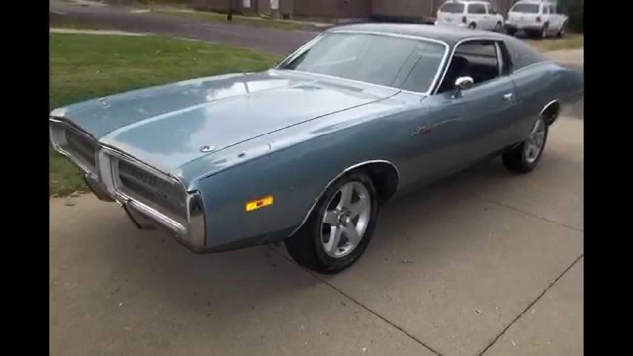 1972 Dodge Charger Se Youtube