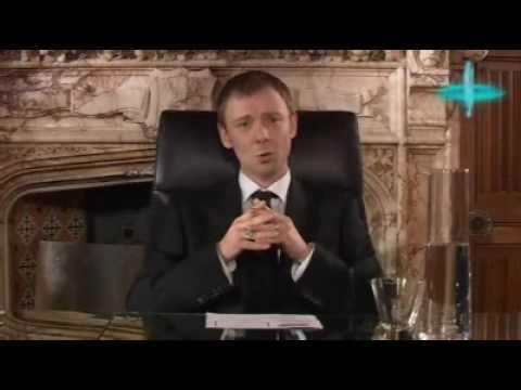 Harold Saxon (Televised Speech)