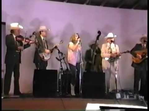 Bill Monroe and Emmylou Harris -  Rose of Old Kentucky